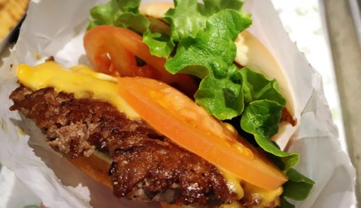 オシャレで美味い話題のハンバーガー店「SHAKESHACK」に行ってきた