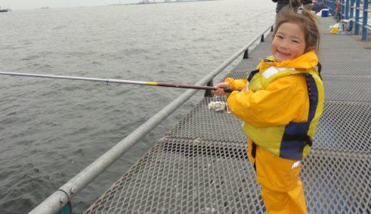 【海釣り公園に行こう!】初心者でも安心♪今度の休みは釣りに挑戦してみよう