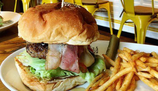 【充実のスロータイムブランチ】江東区深川のおしゃれなハンバーガーカフェAirs BURGERがおすすめ