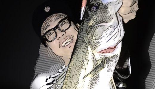 【快釣!バチ抜け最盛期の隅田川】仲間とワイワイシーバス釣行