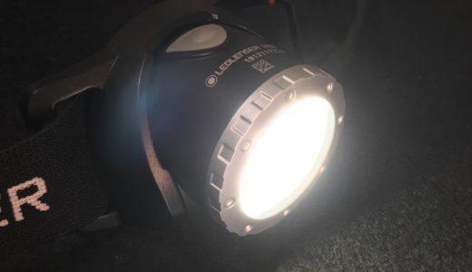 【レッドレンザーH8Rレビュー】買って良かった夜釣り用ヘッドライト