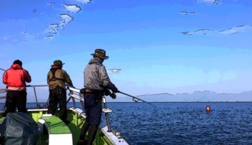 【相模湾シイラ2019開幕!】平塚庄治郎丸の初釣りへ行ってきました